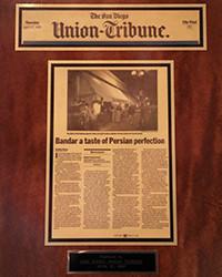 1997 - SD U-T - Article