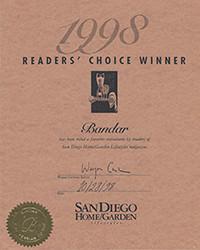 1998 - Reader's Choice