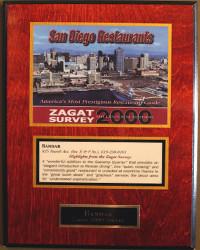 2000 - Zagat