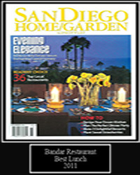 San Diego Home and Garden Award