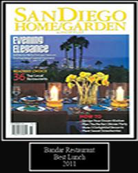 San Diego Home and Garden Award