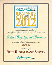 Best Restaurant Server
