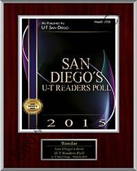 Resized - 2015 - U-T San Diego - San Diego's Best