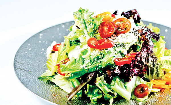 Bandar Seasonal Salad