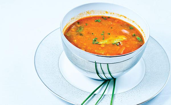 Bandar Lentil Soup